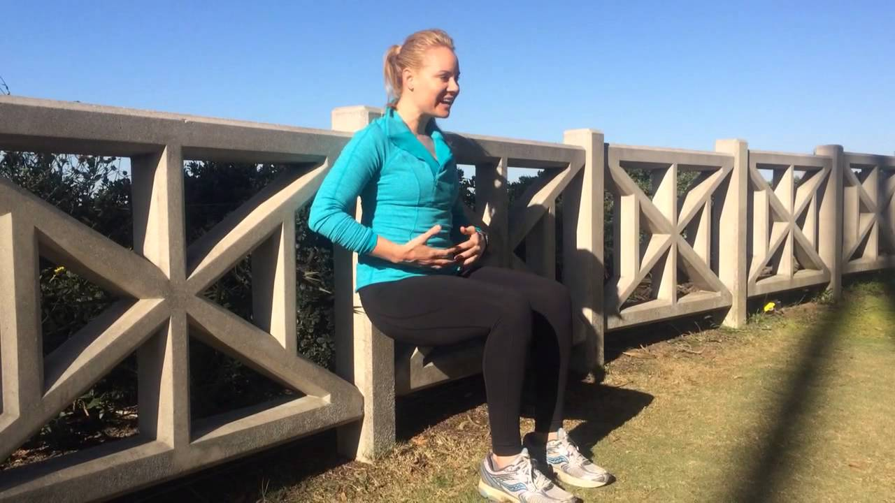 Full Body Tone & Tighten Workout Video - Squat Push Up Combo Exercises