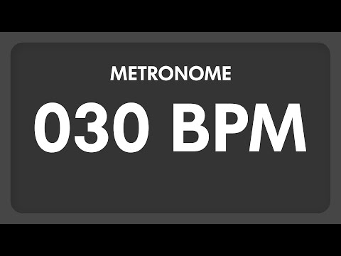 30 BPM - Metronome
