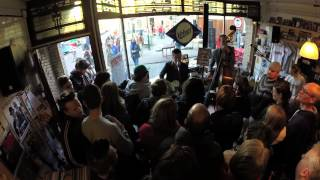The Badger and the Bass - Cat Clothes Live @ Record Store Day 2015