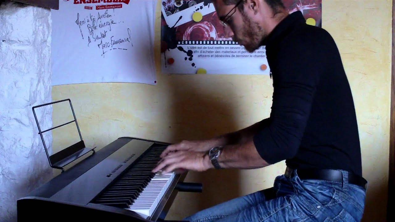 La Lettre A Elise Piano Chords Chordify
