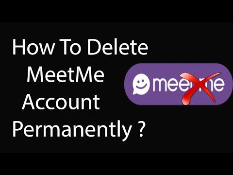Meetme password reset not working