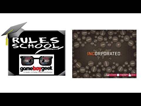 How to Play Incorporated Rules School with the Game Boy Geek