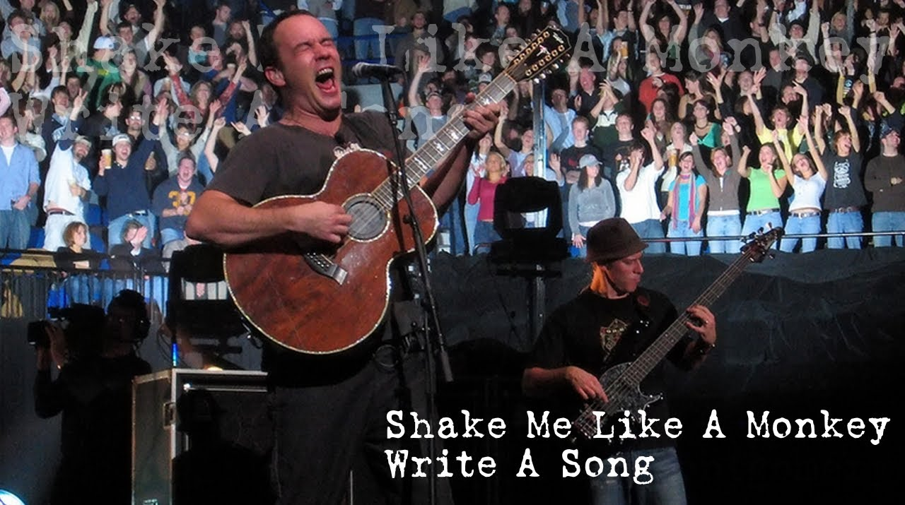 Dmb write a song
