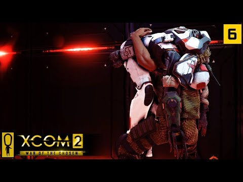 RESCUE MOX STEALTH MISSION - Part 6 - XCOM 2 WAR OF THE CHOSEN Gameplay - Let's Play