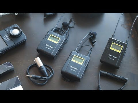 Saramonic UwMic9 System