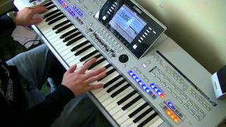 Mission Impossible theme song in 4/4 Dance Style Yamaha Tyros