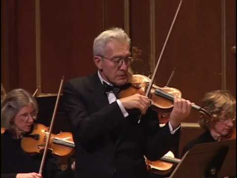 Mozart Violin Concerto No. 2 in D, K. 211