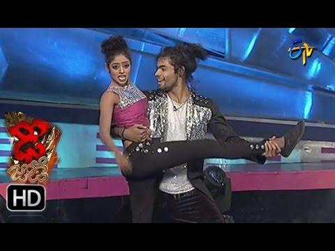 Rahul and Dharsini Performance | Dhee Jodi | 17th May 2017 | ETV Telugu