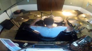Thrash Metal Drumming - Born To Kill - Mercy Killing - Brazil