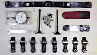 видео Регулировка зазоров клапанов на ВАЗ 2106: Видео