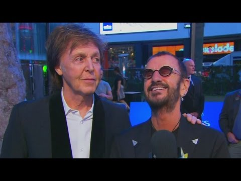 Eight Days a Week: Paul and Ringo say 'the Beatles were brothers'