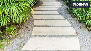 Urządź swój ogród - płyta cementowo-wiórowa Plonmar.