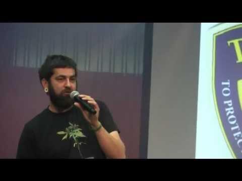 Adam Dunn T.H. Seeds Cannabis Cup 2011