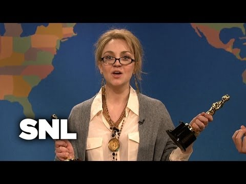 Weekend Update: Meryl Streep on the Golden Globes  SNL