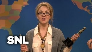 Weekend Update: Meryl Streep - Saturday Night Live