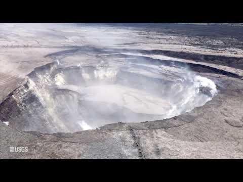 Kīlauea Volcano - Midday Overflight (June 5)
