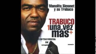 Santiago-Manolito Simonet y su trabuco
