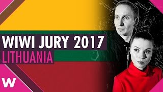 "Eurovision Review 2017: Lithuania - Fusedmarc - ""Rain of Revolution"""
