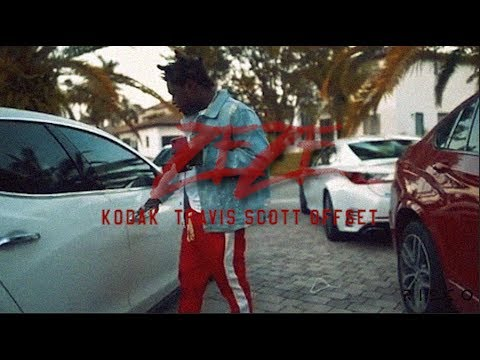 Download Kodak Black - ZEZE (feat. Travis Scott & Offset) Music Video
