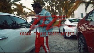 Kodak Black - ZEZE (feat. Travis Scott & Offset) Music Video