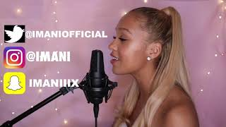 Imani Williams- Close friends mashup