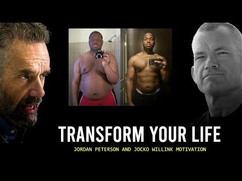 The KEY To TRANSFORMING Your Life I Jocko willink & Jordan Peterson motivation |