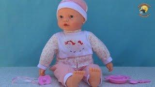 видео Купить куклу для девочки TOYS-MART.ru