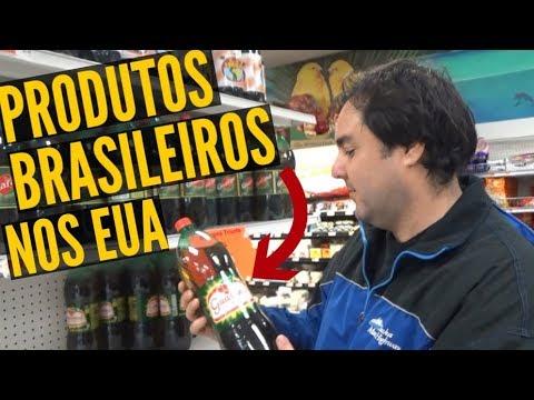 PREÇO DE PRODUTOS BRASILEIROS NOS EUA | CUSTO TURISTA | ESTADOS UNIDOS