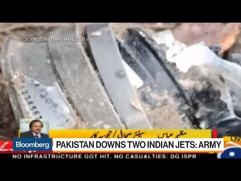 Pakistan Downs Two Indian Aircraft