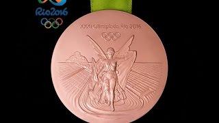 Бронзовая медаль Рио 2016 водное поло женщины Россия
