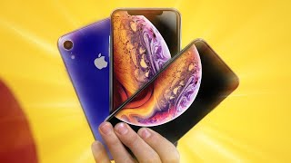 iPhone XS, XS Max & Xr- What You Need to Know!