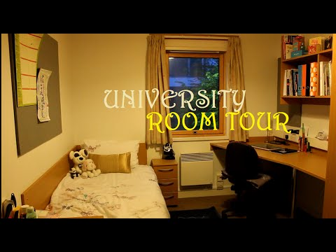 UNIVERSITY ROOM TOUR | FRENCHAY CAMPUS UWE BRISTOL £5500 p/a