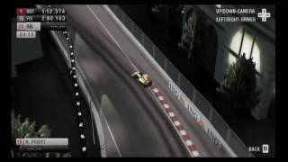 "F1 2009 (Wii) ""Qualifying & Set-Up"""