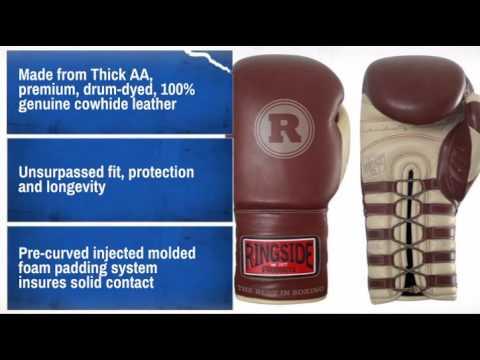 Ringside Special Heritage Sparring Gloves