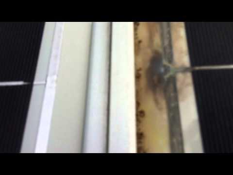 Solar Panels  -- Poor quality