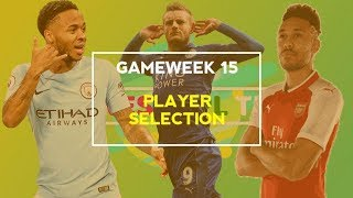FPL TIPS- Gameweek 15 Players Selection (Cheap And Expensive) |defenders|midfielders|GK|forwards