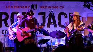 Ramblin' Man - Kasey and Bill Chambers with Lucky Oceans - The Pub Tamworth - 21-1-20