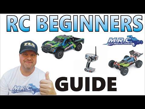 RC Beginner's Guide
