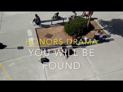 You Will Be Found  by Hillsdale Middle School Honors Drama