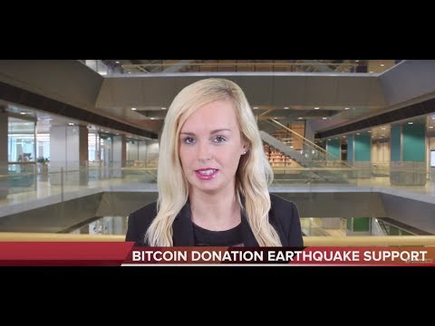 Sept 21st Cryptocurrency News - Mexico's Earthquake Bitcoin Donation Support