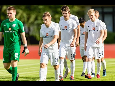 BFC Daugavpils Metta LU Riga FS Goals And Highlights