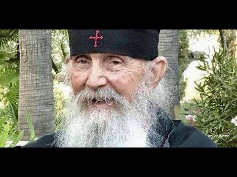 Подлинное пророчество старца Ефрема Филофейского (Аризонского)
