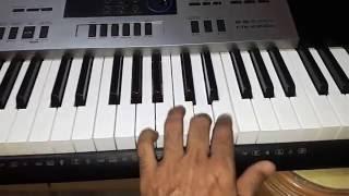 aane wala pal jane wala hai film golmaal piano tutorial