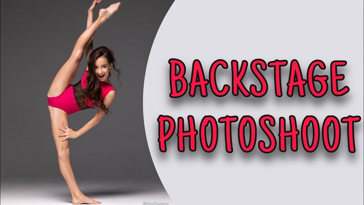 Download ARINA DENISOVA DANCE PHOTOSHOOT with Amir Gumerov