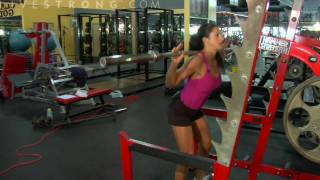 How to Do Barbell Full Squats