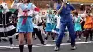 「ハレ晴れユカイ」ダンス(警察に追われて途中退散) thumbnail