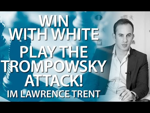 """Want to Surprise Your Opponent? Play The """"Tricky Trompowsky"""" - (Chess24)"""