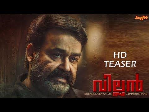 Villain Movie Official Trailer | Mohanlal | Raashi Khanna | Vishal |  Manju Warrier