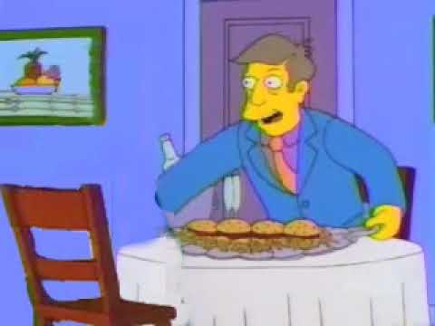 Steamed Hams But Skinner Is A Schizophrenic