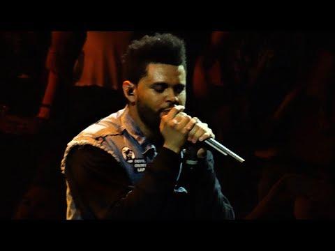 The Weeknd - I Feel It Coming Live Ottawa, Canada 2017